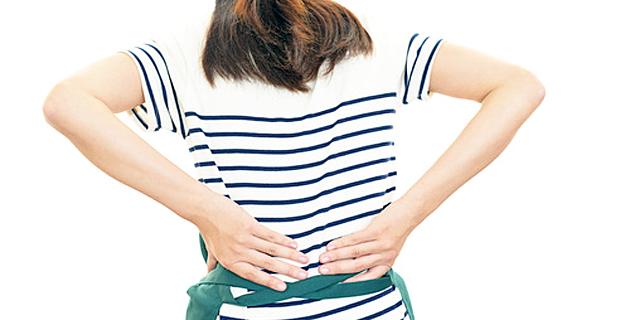 産後女性の腰痛