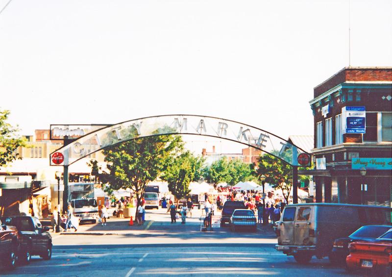 カンザスシティ・シティマーケット
