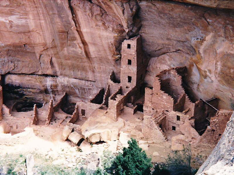 Cliff Palace-Mesa Verde