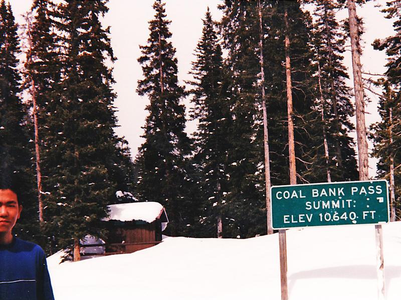 Coal Bank Pass